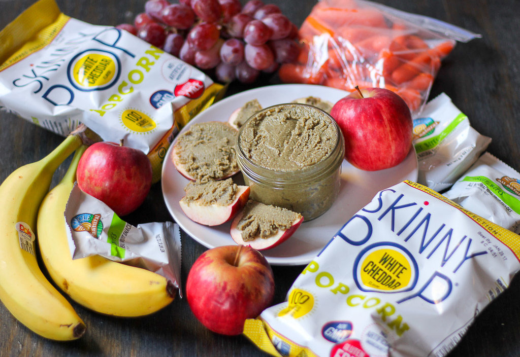 healthy school lunch ideas and homemade nut free pepita and