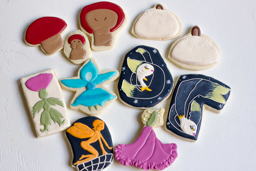 Cookie Con 2017 Fantasia Sugar Cookies